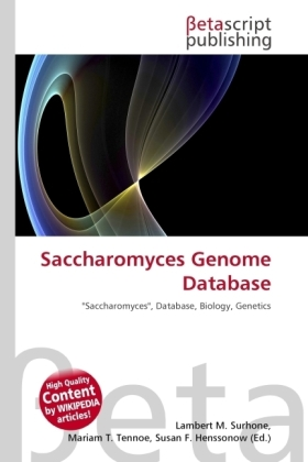 Saccharomyces Genome Database | Dodax.at