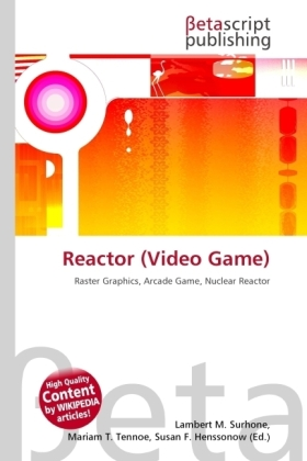 Reactor (Video Game) | Dodax.at