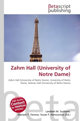 Zahm Hall (University of Notre Dame) | Dodax.co.uk