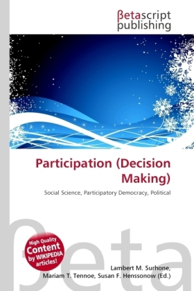 Participation (Decision Making) | Dodax.at