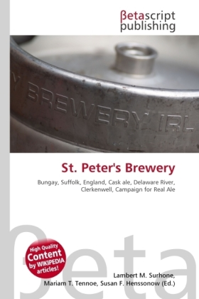 St. Peter's Brewery | Dodax.at