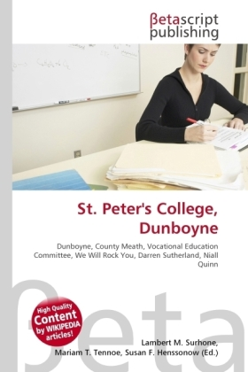 St. Peter's College, Dunboyne | Dodax.at