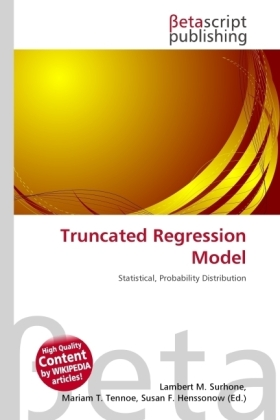 Truncated Regression Model | Dodax.de