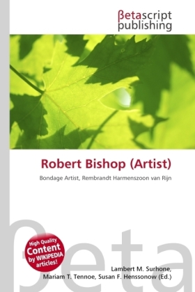 Robert Bishop (Artist) | Dodax.ch