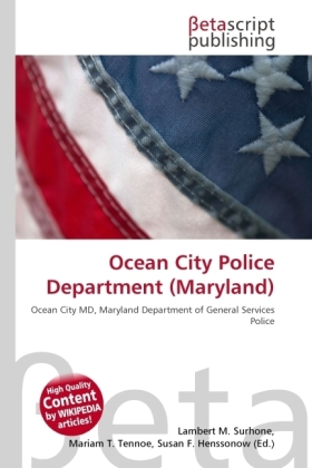 Ocean City Police Department (Maryland) | Dodax.ch