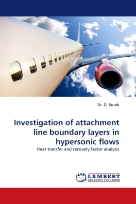 Investigation of attachment line boundary layers in hypersonic flows | Dodax.at