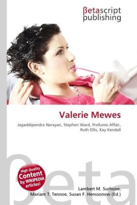 Valerie Mewes | Dodax.at