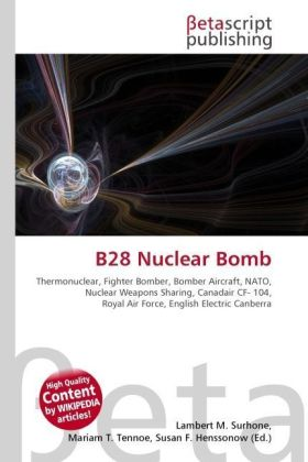 B28 Nuclear Bomb | Dodax.at