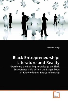 Black Entrepreneurship: Literature and Reality | Dodax.de