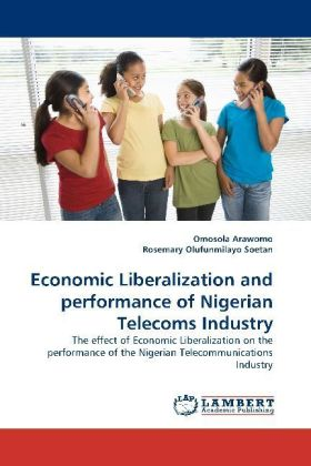 Economic Liberalization and performance of Nigerian Telecoms Industry | Dodax.co.uk