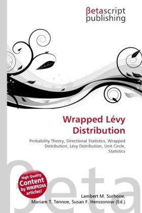 Wrapped Lévy Distribution | Dodax.at