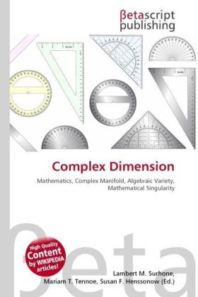 Complex Dimension | Dodax.de