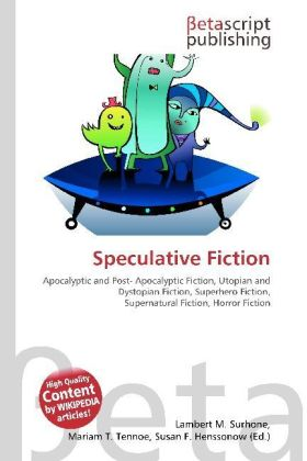 Speculative Fiction | Dodax.ch