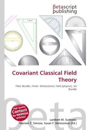 Covariant Classical Field Theory | Dodax.ch