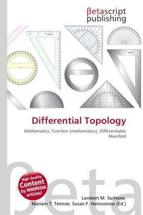 Differential Topology | Dodax.ch