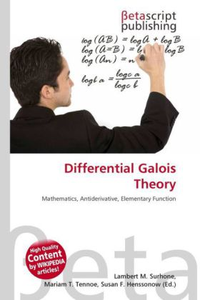 Differential Galois Theory   Dodax.ch
