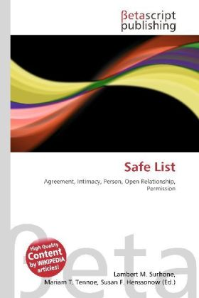 Safe List | Dodax.de