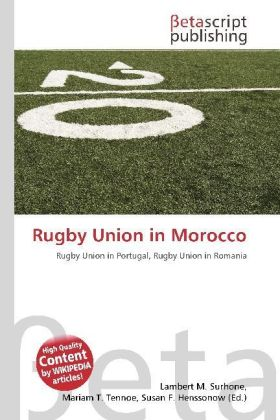 Rugby Union in Morocco | Dodax.ch
