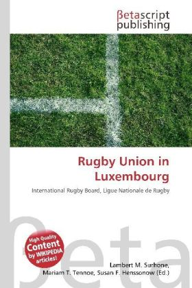 Rugby Union in Luxembourg | Dodax.ch