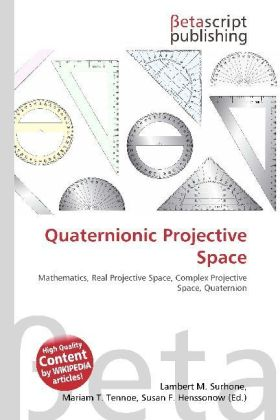 Quaternionic Projective Space | Dodax.ch