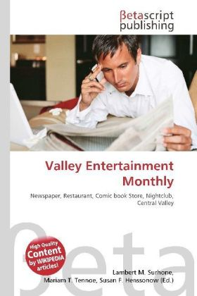 Valley Entertainment Monthly | Dodax.ch