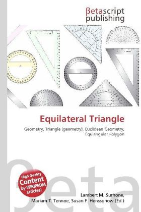 Equilateral Triangle   Dodax.de