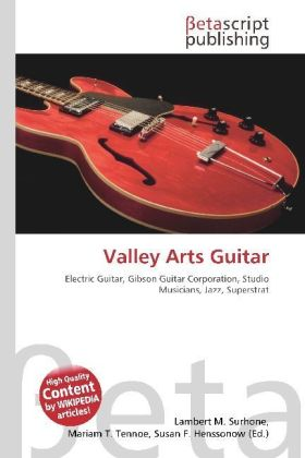 Valley Arts Guitar | Dodax.de