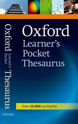 Oxford Learner's Pocket Thesaurus | Dodax.pl
