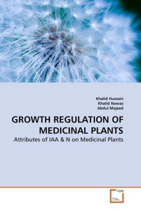 GROWTH REGULATION OF MEDICINAL PLANTS | Dodax.pl