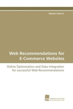 Web Recommendations for E-Commerce Websites | Dodax.ch