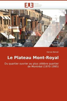 Le Plateau Mont-Royal | Dodax.co.uk