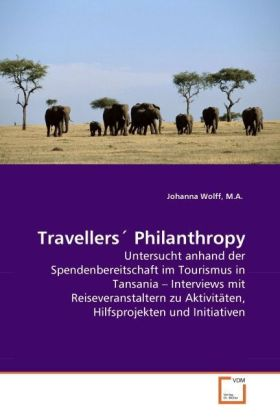 Travellers' Philanthropy | Dodax.at