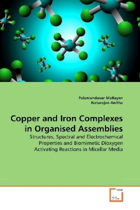 Copper and Iron Complexes in Organised Assemblies | Dodax.pl