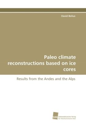 Paleo climate reconstructions based on ice cores | Dodax.pl