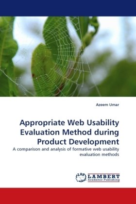 Appropriate Web Usability Evaluation Method during Product Development | Dodax.co.uk
