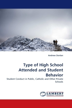 Type of High School Attended and Student Behavior | Dodax.es