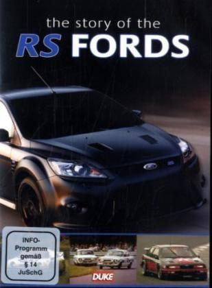 The Story of the Ford RS, 1 DVD | Dodax.ch
