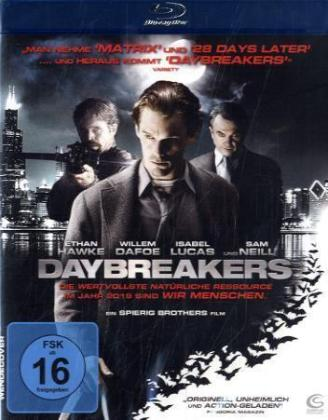 Daybreakers, 1 Blu-ray | Dodax.co.uk