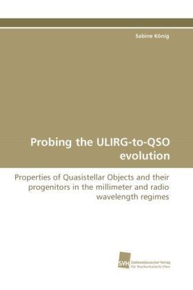 Probing the ULIRG-to-QSO evolution | Dodax.pl