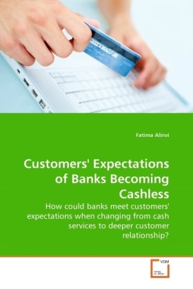 Customers' Expectations of Banks Becoming Cashless | Dodax.co.uk