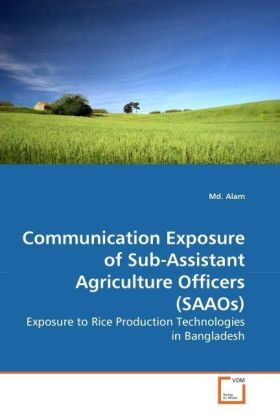 Communication Exposure of Sub-Assistant Agriculture Officers (SAAOs) | Dodax.ch