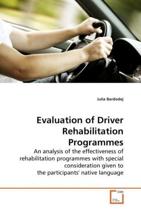 Evaluation of Driver Rehabilitation Programmes | Dodax.de