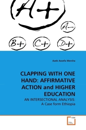 CLAPPING WITH ONE HAND: AFFIRMATIVE ACTION and HIGHER EDUCATION   Dodax.at
