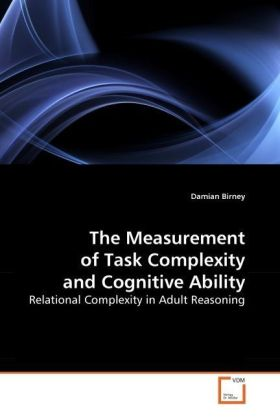 The Measurement of Task Complexity and Cognitive Ability | Dodax.pl