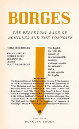 The Perpetual Race of Achilles and the Tortoise   Dodax.pl