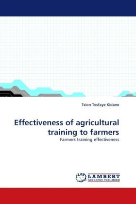 Effectiveness of agricultural training to farmers | Dodax.co.uk