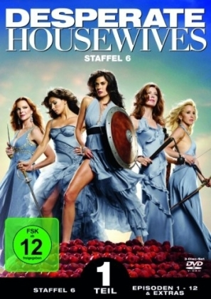 Desperate Housewives, 3 DVDs. Staffel.6/1 | Dodax.at