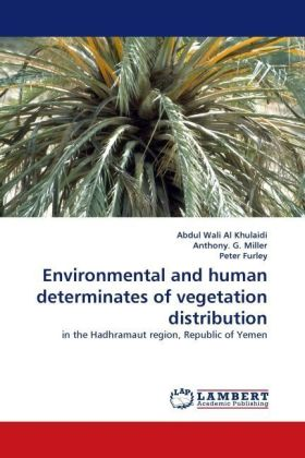 Environmental and human determinates of vegetation distribution | Dodax.de