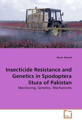Insecticide Resistance and Genetics in Spodoptera litura of Pakistan | Dodax.pl