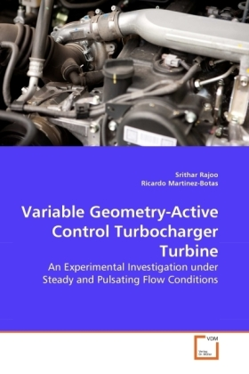 Variable Geometry-Active Control Turbocharger Turbine | Dodax.ch